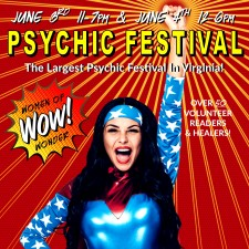 June 2017 Psychic Festival Meetup